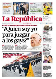 LaRepublica Lima - 30-07-2013