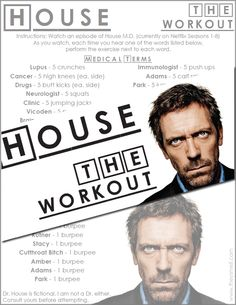 Dr. House M.D. – The Workout - What's That Smell?