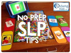 Omazing Kids: {No Prep SLP Tips-Candy Land} Pinned by SOS Inc. Resources. Follow all our boards at pinterest.com/sostherapy/ for therapy resources.