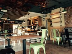 Kijowska Krakow. Castor cafe. Best lunchbar