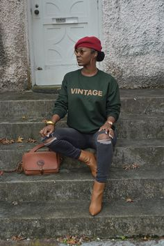 Style Outfits, Outfits With Hats, Classy Outfits, Casual Outfits, Dope Outfits, Winter Fashion Outfits, Fall Winter Outfits, Autumn Winter Fashion, Fashion Fashion