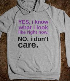 Lazy jacket! i want it! AHHH, the menopause years...