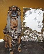 Caveman Dog Costume