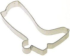 35 Cowboy Boot  Cookie Cutter by KitchenCrafts on Etsy, $2.00