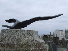 Exploration - Cimetière de Recouvrance, Brest, France - Sév