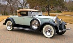 1930 Packard Model 733 Roadster