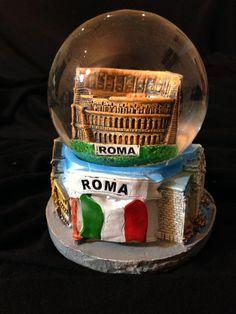Snow Globe of Rome