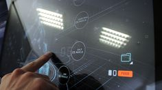 MEDICAL INTERFACE 2.0 by 2RISE GmbH, via Behance