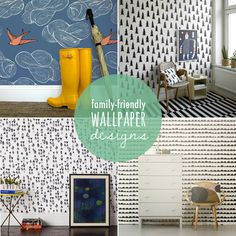 10 awesome kid-friendly wallpapers that you'll love, too!