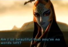Midna's true form - from The Legend of Zelda: Twilight Princess