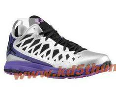 buy popular 43652 2ba45 Jordan CP3.VI Nitro Pack Metallic Silver Purple CP3 Shoes 2013 Nike Shoes  For Sale