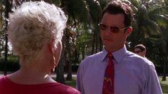 """Burn Notice 3x12 """"Noble Causes"""" - Michael Westen (Jeffrey Donovan) & Madeline Westen (Sharon Gless)"""