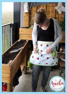 Aemilia: Het is tijd om de tuin in te gaan! Om
