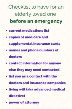 The Layman's Guide To Alzheimer's Disease – Elderly Care Tips Emergency Preparedness Kit, Emergency Preparation, Survival, Funeral Planning Checklist, Family Emergency Binder, When Someone Dies, Medication List, Aging Parents, Elderly Care