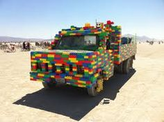Lego's pick up
