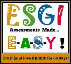 I have a new little cheer.  E S G I is E-A -S -Y.  That's it.  Simple and easy, like ESGI.