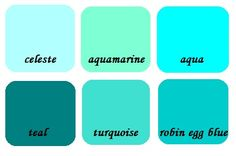 Teal Color Shades We Can Feel How Colour Affects Our Moods Aqua Or Turquoise Is Cooling Kitchen Teals Awesome