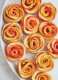Recipe: Mini Apple Rose Pies — Gatherings from The Kitchn
