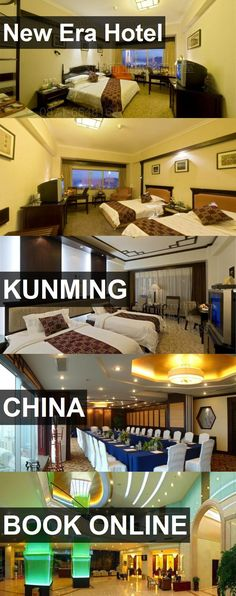 New Era Hotel in Kunming, China. For more information, photos, reviews and best prices please follow the link. #China #Kunming #travel #vacation #hotel