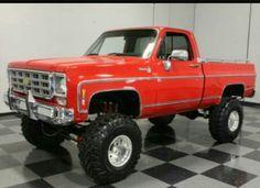 Sweet ol Chevy truck Classic Pickup Trucks, Chevy Pickup Trucks, Gm Trucks, Chevy Pickups, Chevrolet Trucks, Cool Trucks, 85 Chevy Truck, Lifted Chevy Trucks, Chevy 4x4