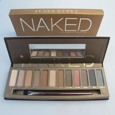 $13.78 Naked urban decay 12 color eyeshadow