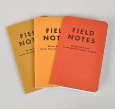 Field Notes Mackinaw Autumn