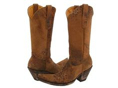 Leopardito Old Gringo Boots - Shop Now at www.ShopHoityToity.com