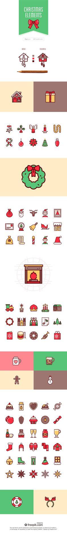 75+ free christmas vector icons free, christmas, vector, icons