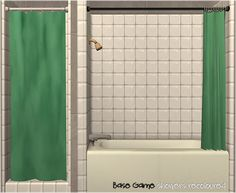 Anna's Sims - More Shower Curtains!