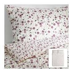MAJVIVA Duvet cover and pillowcase(s) - Full/Queen  - IKEA- this is the one I bought.