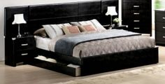 Design Beds With Storage Very Suitable For Small House.: Design For Double Beds With Storage, Cabinets
