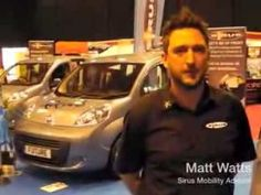 "Matt from Sirus Automotive - Wheelchair Accessible Vehicles explains the benefits of the Sirus ""U-Can' Up Front Passenger Adapted Vehicle at this year's Mobility Roadshow.  http://www.sirusautomotive.co.uk/our-products/u-can-model/  As he states in the video there are still many people who are unaware that travelling up front is a possibility. The option to travel up front in your #wheelchair next to the driver makes any journey a more sociable experience.  FREEPHONE 0800 046 1524"