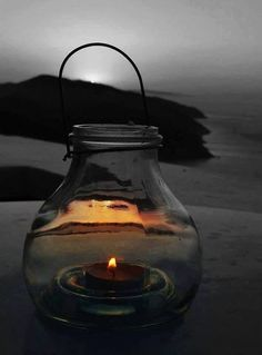 *Lantern (Touch of Color)