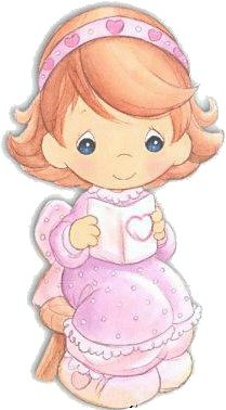 """Love Precious Moments she is a cute lil redhead in pink I always think of my """"MUNGA"""" Cute Images, Cute Pictures, Scrapbook Bebe, Precious Moments Coloring Pages, Elephant Illustration, Cute Baby Elephant, Life Is Precious, Precious Moments Figurines, Coloring Book Pages"""
