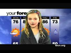 Weather 101 for kids - with Meteorologist JD Rudd - YouTube