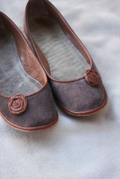 I LOVE THESE SHOES!!! Not to mention they are hand made which is just awesome =)