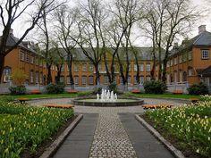 Stiftsgården, the royal residence in Trondheim, Norway