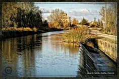 Canal de Castilla.  Dueñas