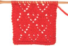 How to Knit the Herringbone Stitch with Easy, Free Knitting Pattern + Video Tutorial by Studio Knit