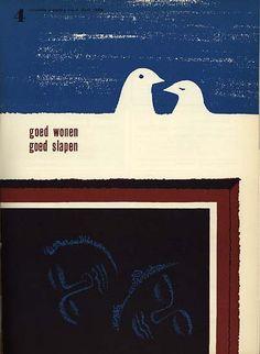 Goed wonen magazine 1950's
