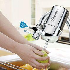 제거 물 오염 물 정화 알칼리 가정용 물 필터 정수기 기계 무료 배송