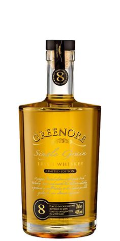 Greenore 8 Year Old, Grain Whiskey at Flaviar Best Rye Whiskey, Scotch Whiskey, Bourbon Whiskey, Spirit Drink, Fine Wine And Spirits, Strong Drinks, In Vino Veritas, Distillery, Alcoholic Drinks