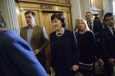 PORTLAND, Maine (AP) — U.S. Sen. Susan Collins said on Wednesday she's open to using a subpoena to investigate President Donald Trump's tax returns for potential connections to Russia.