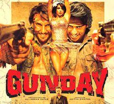 Hd Torrent Full Hindi Movies: Gunday (2014) - 720p HD