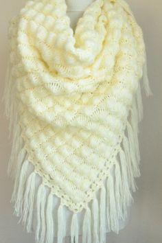 bridal shawl crochet Wedding Shawl crochet bridal shawl crochet shawls for sale Ivory Shawl Ivory Bridal Shawl by ScarfsSale on EtsyItems similar to wedding shawl / bridal shawl / wedding wrap / bridesmaid shawl / bridal accessories / bridal wrap cro Bridal Shawl, Wedding Shawl, Crochet Shawls And Wraps, Crochet Scarves, Crocheted Scarf, Bridesmaid Shawl, Bridesmaid Gifts, Ribbed Crochet, Bridal Cover Up