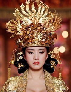 Curse of the Golden Flower (Costume designer Yee Chung Man).