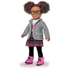 My Life As School Girl Doll, African American