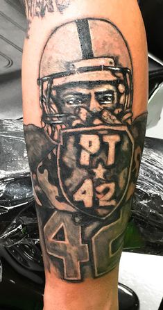 Pat tillman 42 sun devils #memorial #pattillman #42 #sundevils #collegefootball #football #tattoo