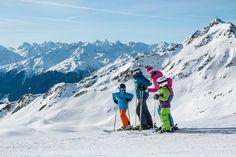 Reiseplaza: Winterurlaub - Skifahren, Snowboarden oder Schneeschuhwandern im Montafon (Foto: epr/Montafon Tourismus GmbH, Schruns/Daniel Zangerl)