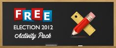 This free Election 2012 Activity Pack from Pearson OLE includes animated movies, interactivities, and in-depth classroom simulations to bring the issues and events of our Presidential election to life in your classroom.